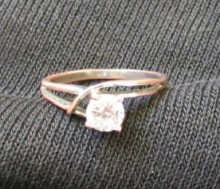 Appeal to trace owner of suspected stolen ring