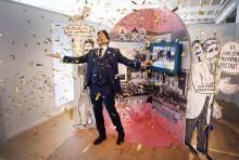 """Utställningen """"Fira demokratin!"""" öppnar 30 maj på Sörmlands museum"""