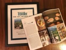 Luxury DolceVita Resort Preidlhof mit dem Condé Nast Traveller Award 2019 ausgezeichnet
