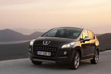 Ännu lägre bränsleförbrukning när Stop&Start introduceras på Peugeot 3008, 5008 och Partner!