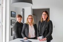 Triss i damer i Skåne
