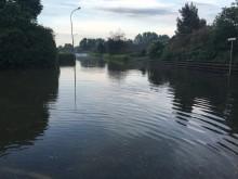Så jobbar NSVA efter översvämningarna