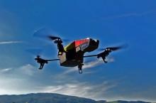 Foto-Drohnen für Luftbilder sind flexibel und sparen Kosten