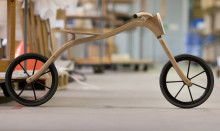 Lamino blir en cykel: The Lamino Bike