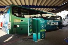FlixBus utvecklar bränslecellsbussar och presenterar visionen för utsläppsfritt 2030
