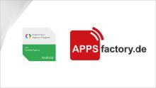 APPSfactory als eine der ersten deutschen Agenturen im Google Agency Programm zertifiziert