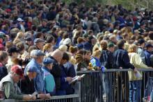Beslut om stopp för publik på svenska travtävlingar