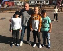 Tydliga regler - samverkan med föräldrarna en framgångsfaktor för Thoren Framtid Kalmar