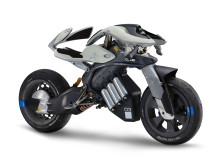 Yamaha Motor's MOTOROiD Nominated for Grand Prize of Global Design Awards