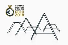 German Design Award - prisutdelning för Kebne i Frankfurt