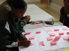Having the freedom to having fredoom - a field study about youth participation and accessibility  in South Africa