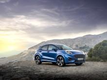 Nå er den nye kompakt-SUVen Ford Puma klar for Norge