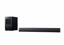 Sleek styling, powerful performance and the smoothest, sharpest BRAVIA™ picture ever