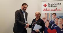 Samarbetsavtal för innovationer och förbättringar i vården
