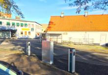 CLEVER sätter upp laddstationer i Simrishamn
