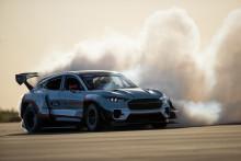 Ford představuje v Goodwoodu vozy Mustang Mach-E 1400, Puma ST a STARD Fiesta, další významnou novinku má ještě v záloze