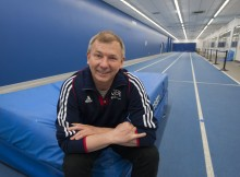International Gymnastics Federation calls on Karl to develop Gymnastics at Global level