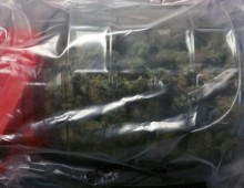 Operation Target - Three arrested and drugs and cash seized following stop check in Kensington