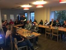 Schmetterling Dialogtour in Würzburg