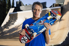 Sony Action Cam Partners with Tony Hawk for European Vacation 2015 Birdhouse Tour