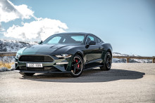 Nye Mustang BULLITT og nye Edge er Fords største nyheter på bilutstillingen i Geneve