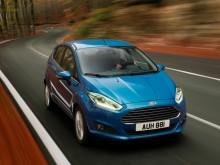 Ford reduserer prisen på Fiesta.