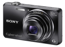 Zoom in closer with this season's new Cyber-shot™ cameras from Sony