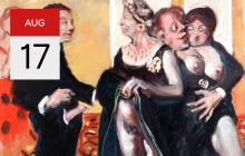 Peter Dahls världar, temavisning: Politisk samhällssatir