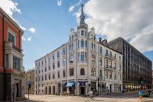 Kjøper seg opp på Hammersborg