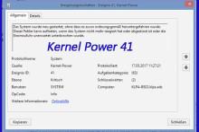 (2020) 6 Lösungen zur Behebung des Fehlers Kernel Power 41