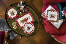 Traditionen feiern – Mit nostalgischer Weihnachtsdekoration von Villeroy & Boch