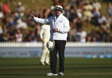 Richard Illingworth wins David Shepherd Trophy for Umpire of the Year