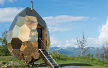 Riksbyggens Solar Egg nominerat till Stålbyggnadspriset 2017