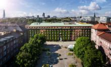 Samverkansavtal klart för omvandlingen av det gamla Polishuset på Davidshall