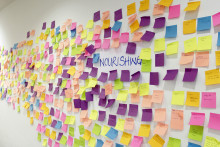 HBM's Mark Laudi engages students at NUS Mindset 2.0 event