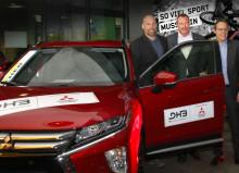 Mitsubishi Motors Sponsor der deutschen Frauen Handball Nationalmannschaft