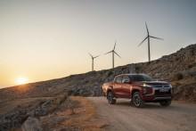 Pris och Sverigepremiär officiellt på nya Mitsubishi L200