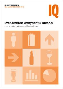 Allt mer tillåtande attityd till alkohol och berusning