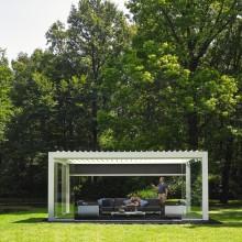 ett uterum med WOW-faktor – nya LOGGIA från Vansta Trädgård
