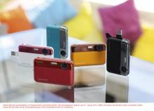 Design-Highlights und Weltneuheiten: Sony stellt elf neue Cyber-shot Kameras vor