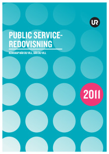 PS-redovisning 2011
