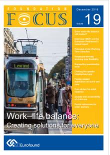 Spotlight on work–life balance in Europe