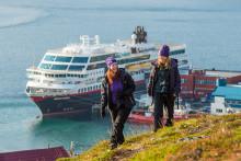 Hurtigruten har fått på plass ny finansiell løsning: Sikrer over en milliard kroner