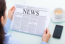 Der neue amedes-Newsroom ist online