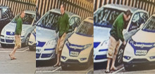 CCTV images released following incident of criminal damage- Maidenhead