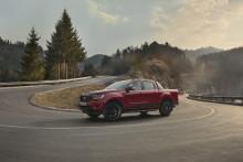 Ford lanserer to nye Ranger-spesialvarianter: Stormtrak og Wolftrak