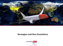 787 Dreamliner til Norwegian