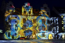 Torgauer Nacht der Kirchen und Museen – Lichtkunst zum Jahrestag der Deutschen Einheit