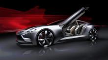 Første titt på konseptbilen Hyundai HND-9