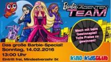 """Barbie als Geheim-Agentin in 20 deutschen Kinos! Gemeinsam mit Kinopolis und Cineplex präsentiert Mattel """"Barbie Das Agenten-Team"""" als exklusives Kinoevent"""